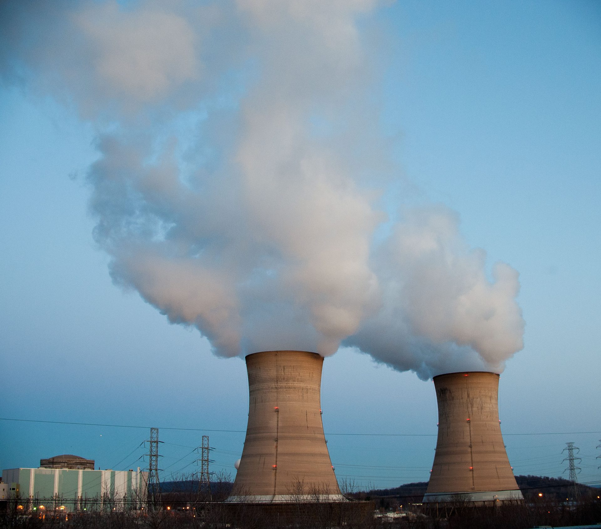 Three Mile Island Nuclear Generating Station.