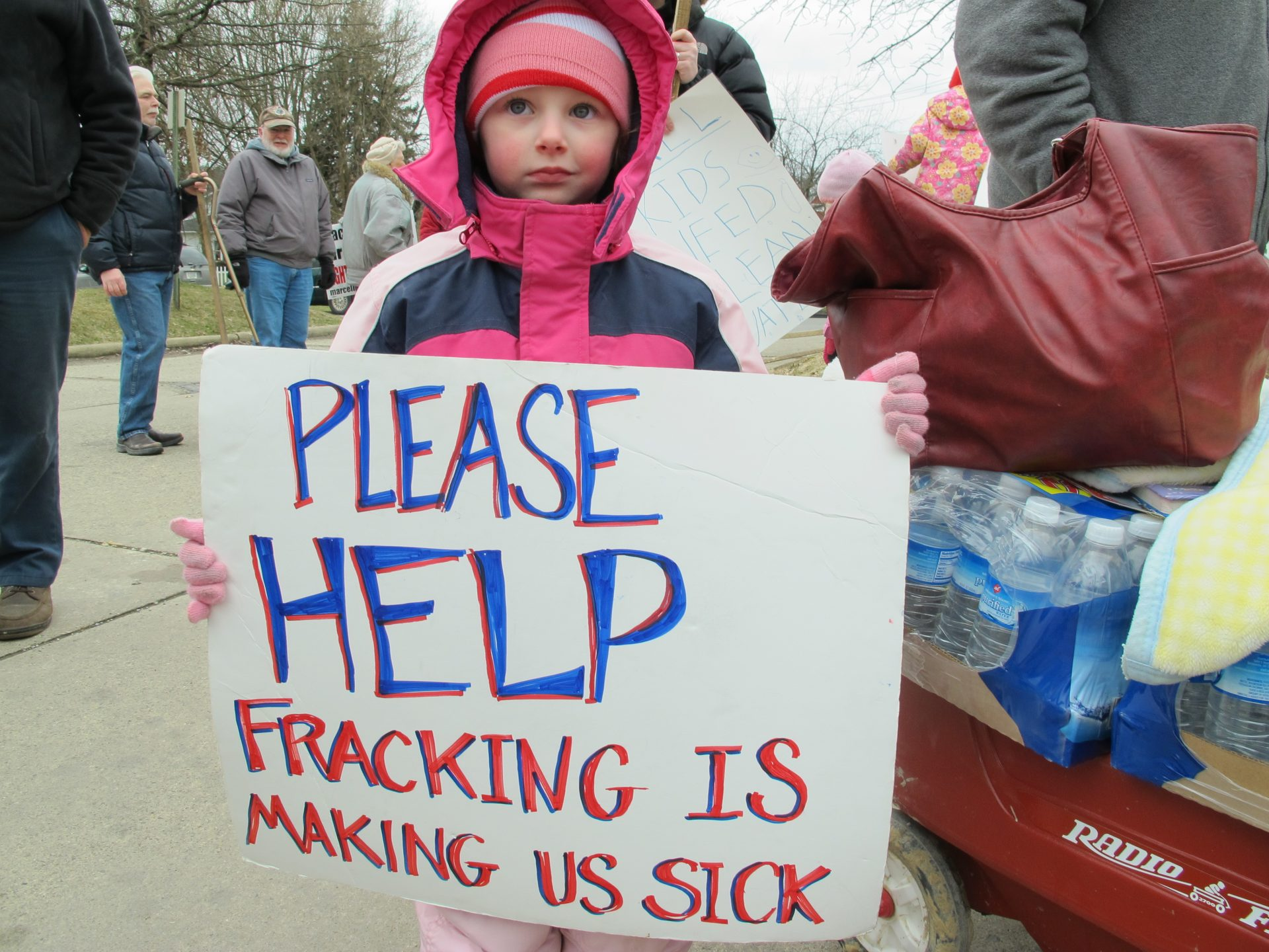 Pa. did not protect people from fracking dangers