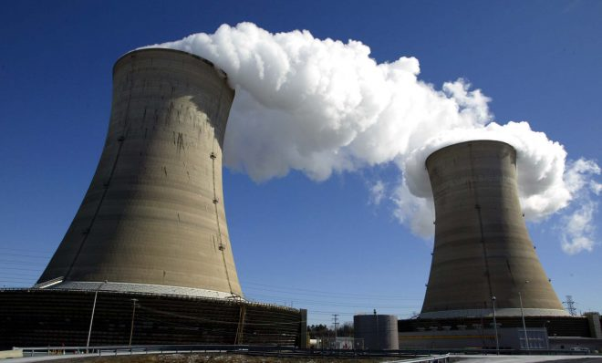 Three Mile Island nuclear plant is scheduled to be dismantled between 2034 and 2044.