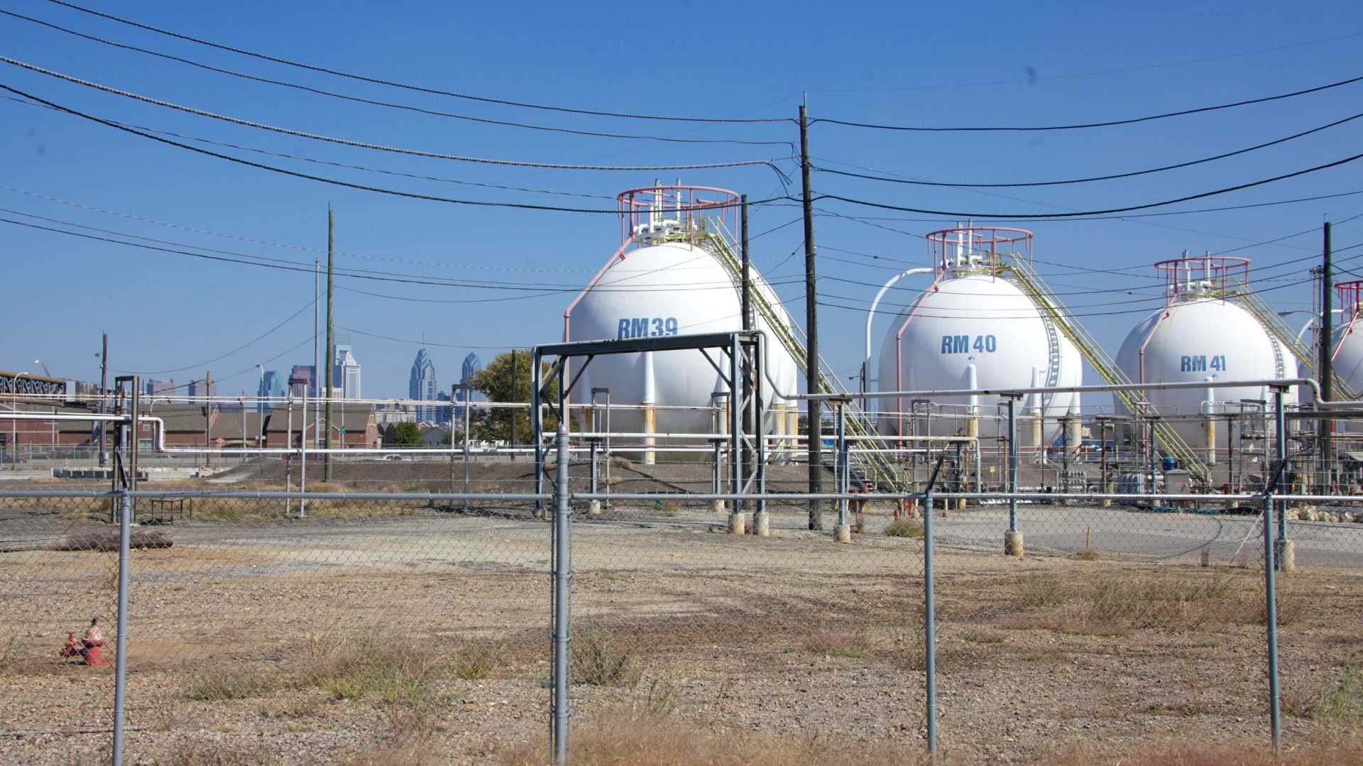 Philadelphia Energy Solutions files Chapter 11, citing