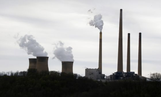 Emissions from power plants like this in Homer City, PA will be regulated under the Clean Power Plan when it emerges from its Supreme Court review, an adviser to Hillary Clinton's presidential campaign said.