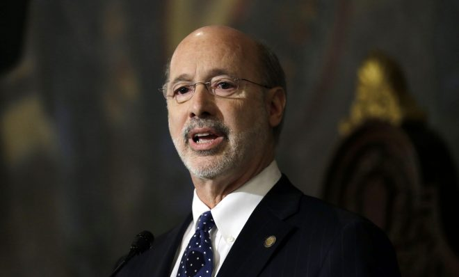 Governor Tom Wolf's severance tax proposals have become something of an annual tradition. In keeping with that tradition, Republicans have said they have no intention of passing his latest version of the plan.