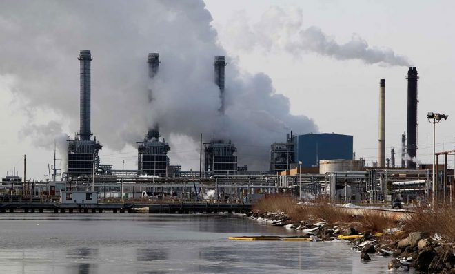 Pennsylvania's efforts to comply with the federal plan to curb power-plant emissions could be delayed by an amended fiscal code, critics say