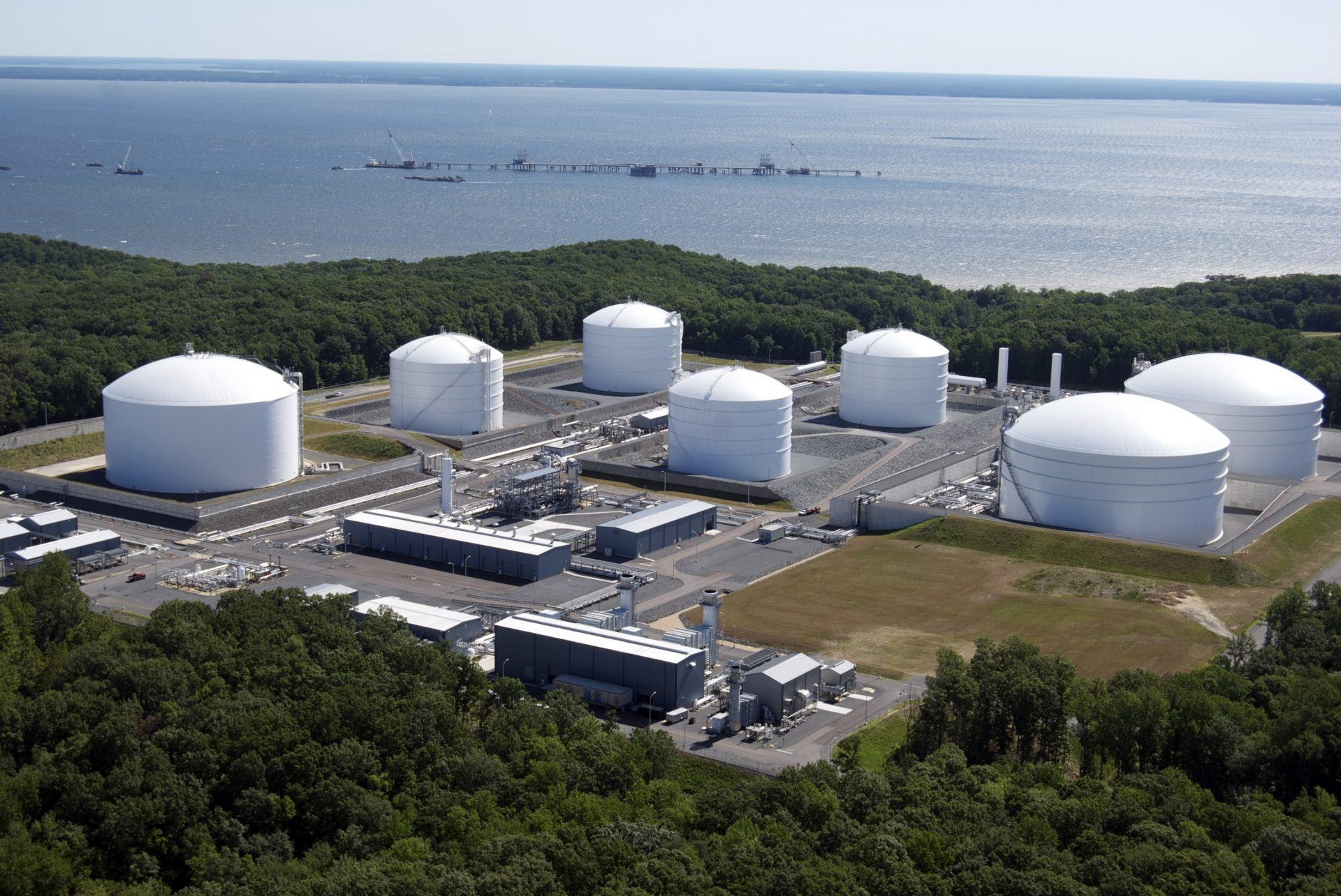 Delaware River Basin commission confirms plan to build LNG