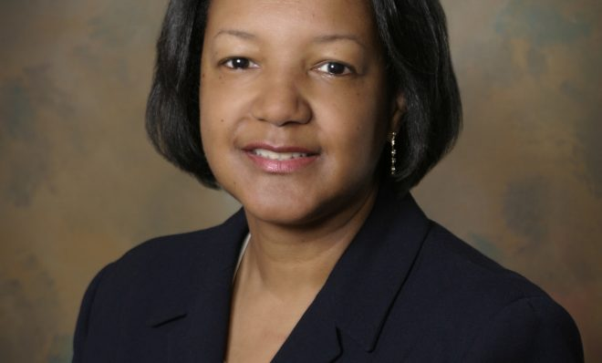 Gladys Brown Dutrieuille is the chair of the Public Utility Commission.