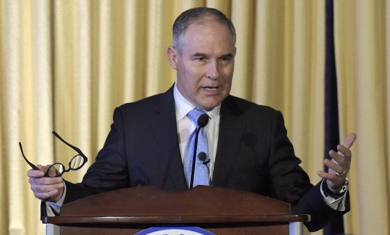 Environmental Protection Agency Administrator Scott Pruitt, under scrutiny for lavish spending and alleged ethics violations, resigned on Thursday, July 5.