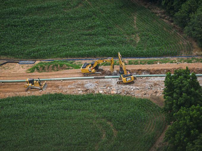 Sunoco spills drilling fluid into Lebanon County creek for