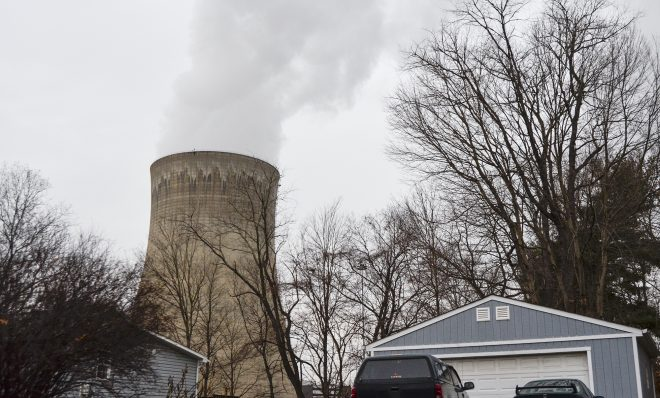 The owners of Beaver Valley nuclear power station in Shippingport, Pa. reversed a decision to shut it down early, citing Gov. Tom Wolf's plan to join RGGI.