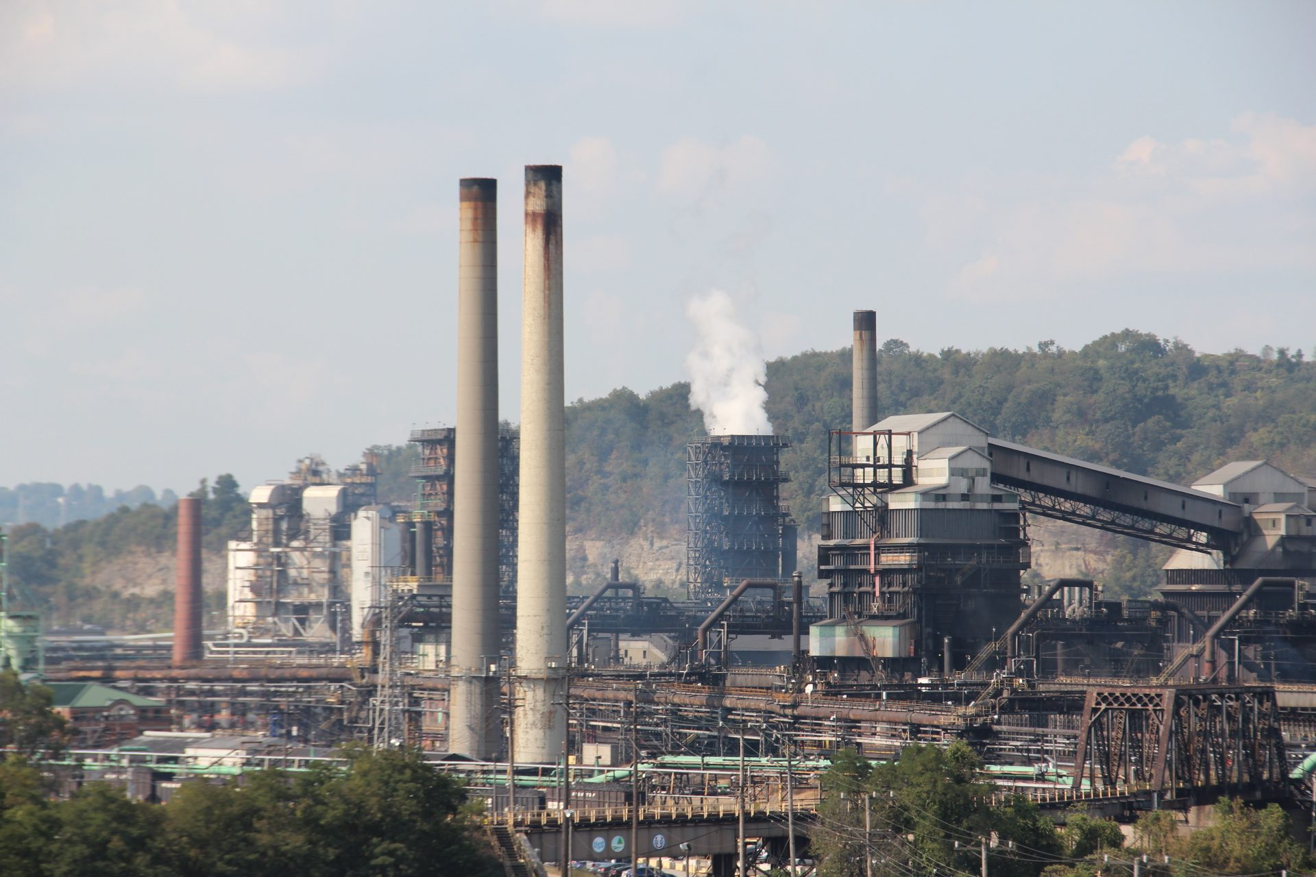 Allegheny County Fines US Steel $1M For Clairton Coke