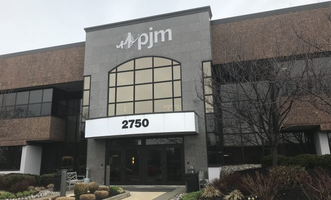PJM Interconnection headquarters in Audubon, Pennsylvania