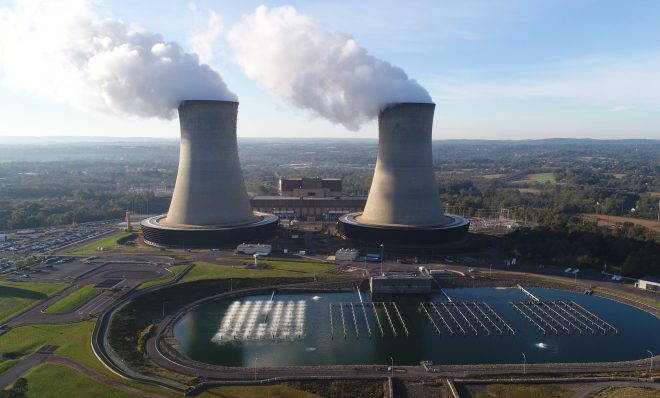 Two workers tested positive for COVID-19 at Limerick Nuclear Power Plant during refueling operations.