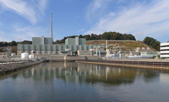 Peach Bottom Atomic Power Station near Delta, Pa.