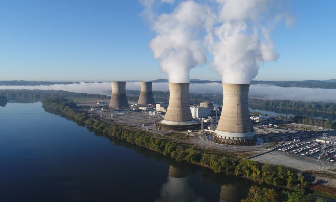 Exelon's Three Mile Island plant is scheduled to prematurely close in September 2019. The company has been lobbying for help from the state to keep it open.