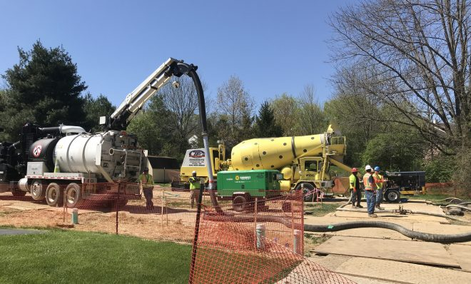 Construction on the Mariner East 2 pipeline has faced myriad problems, including damaged water supplies and sinkholes in a residential neighborhood in Chester County.