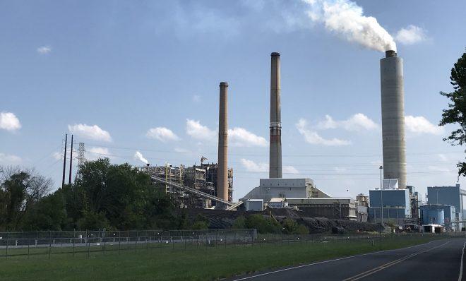 Talen Energy's Brunner Island plant in York County.