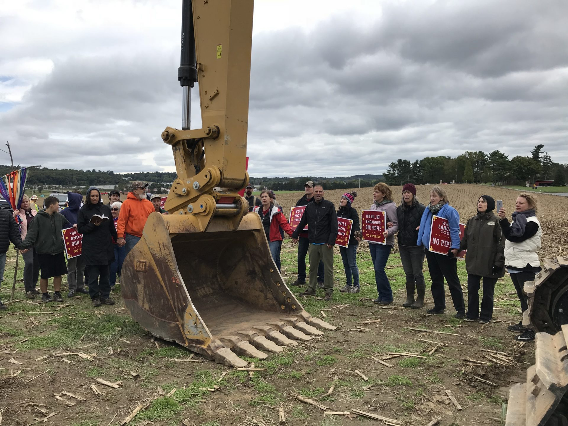 Trespass charges dropped against Atlantic Sunrise pipeline