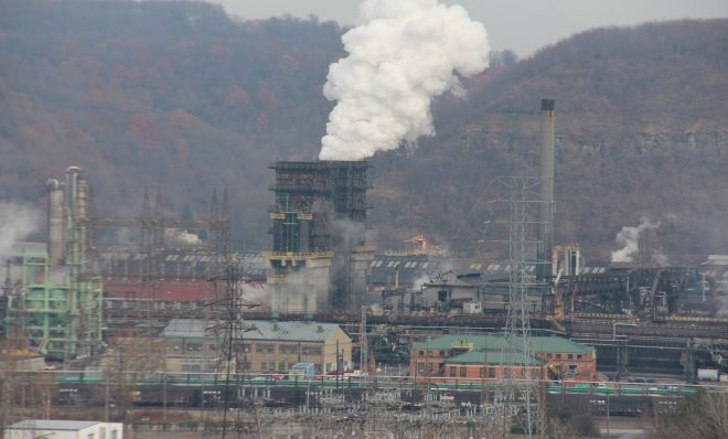US Steel's Clairton Coke Works