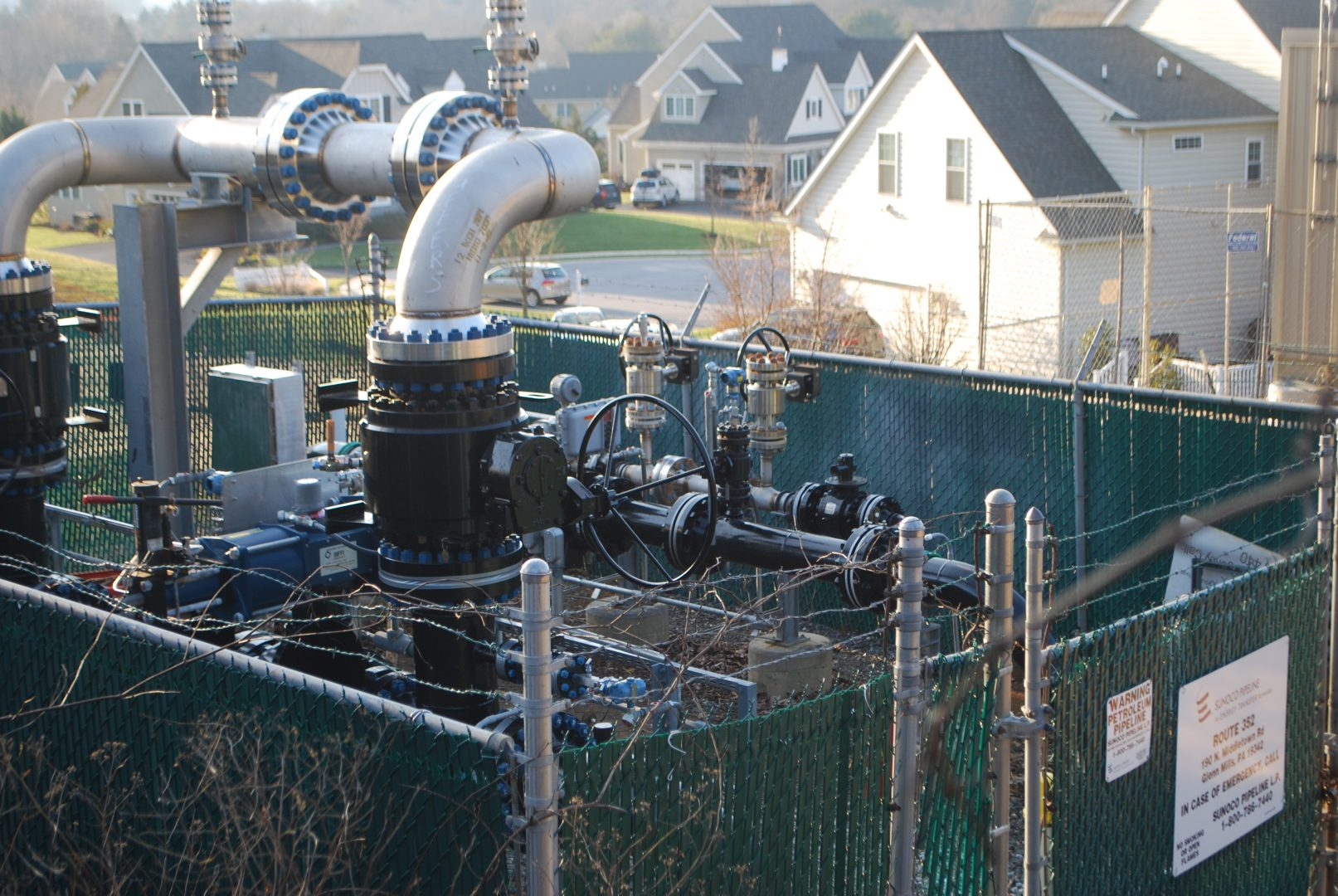 PUC doesn't have to disclose its estimates of Mariner East 'blast zone,' court rules | StateImpact Pennsylvania