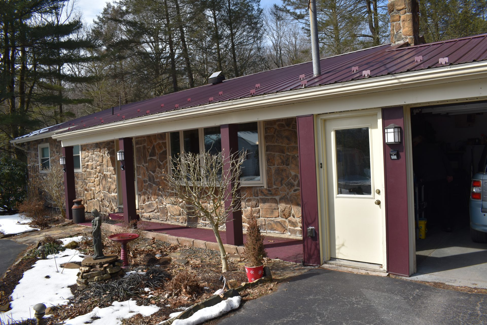 Bob Smith says he pays about $4,000 a year in property taxes on his Schuylkill County home. The home is seen in this photo on March 11, 2019.