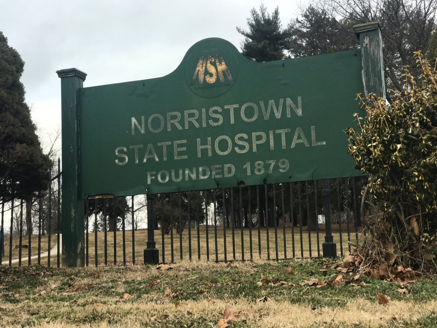 Plans to close the 128 civil beds at Norristown State Hospital were announced in 2017.