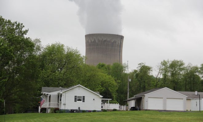 The Beaver Valley Power Station in Shippingport, Pa. is slated to close in 2021.