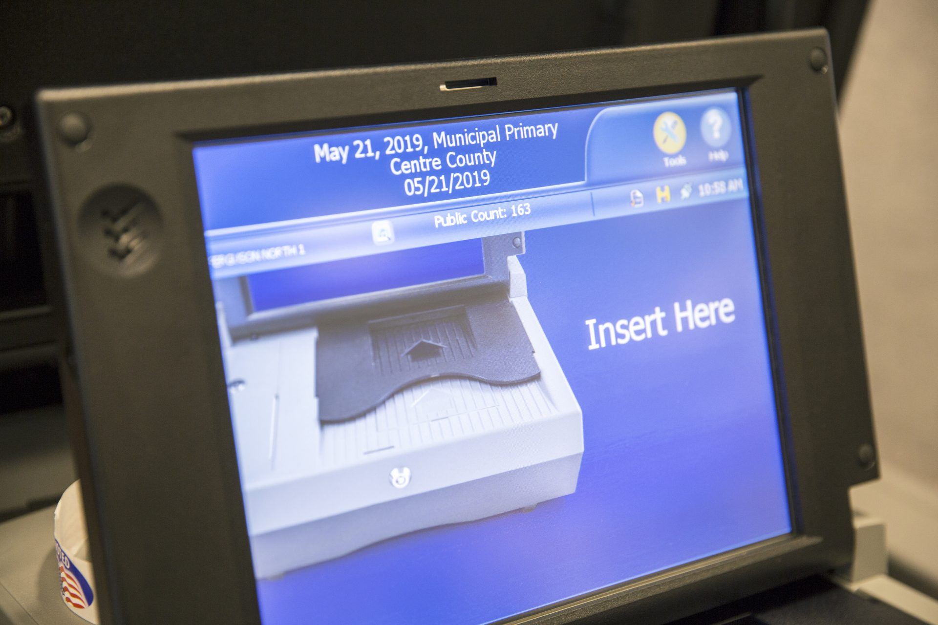 Election security advocates criticize Pa  Department of