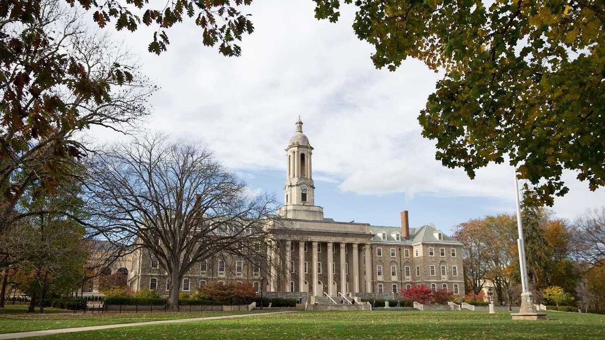 Penn State University's main campus.