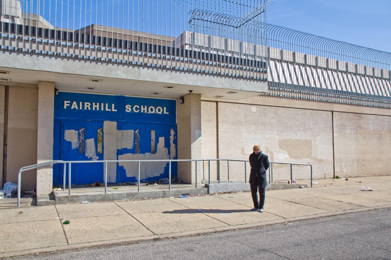 Marilyn Rodriguez was formerly a teacher at Fairhill Elementary School.