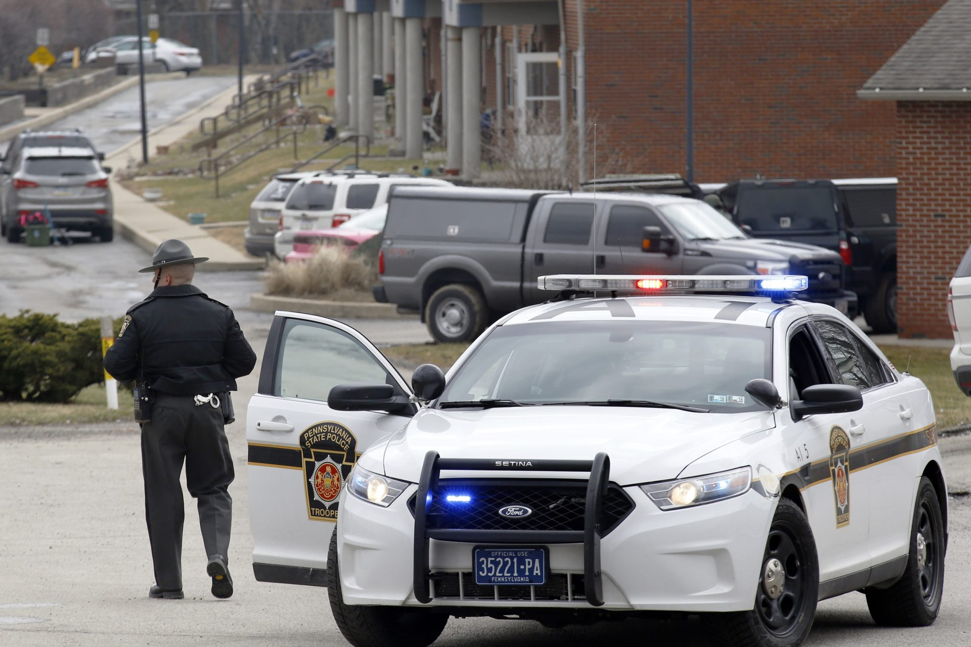 State Again Looks At Fees For Trooper Services