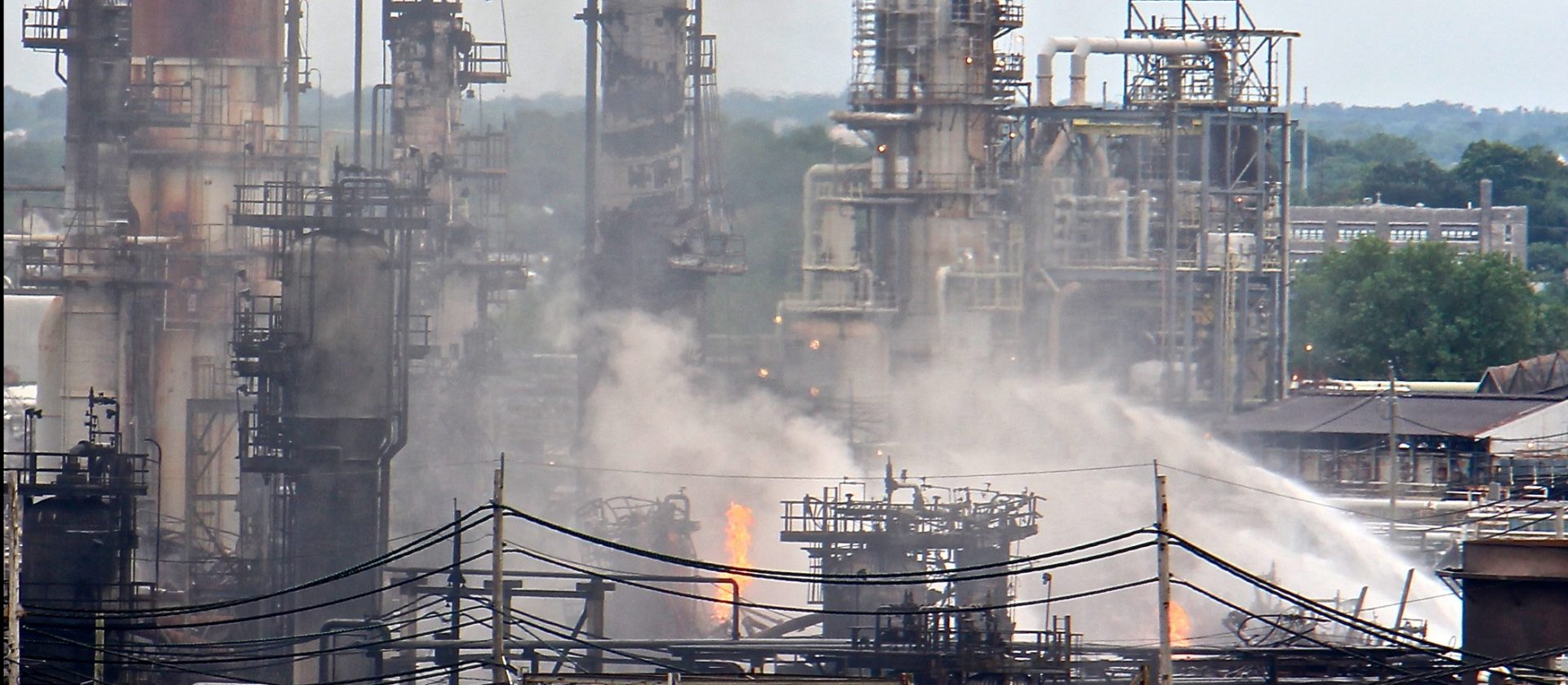 Possible future uses for PES refinery call into question cleanup plans there | StateImpact Pennsylvania
