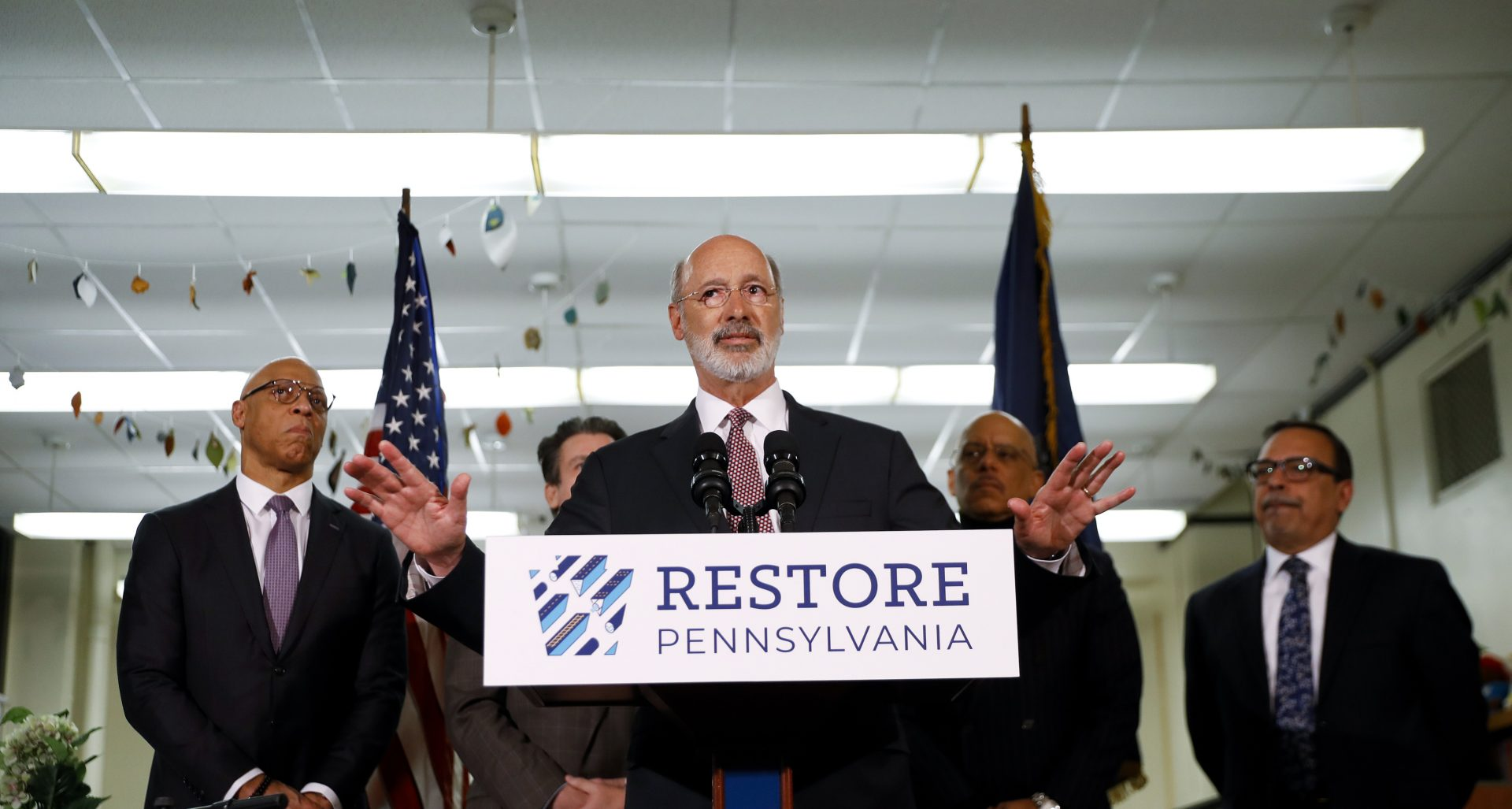Restore PA and Wolf's fifth severance tax attempt, explained | StateImpact Pennsylvania