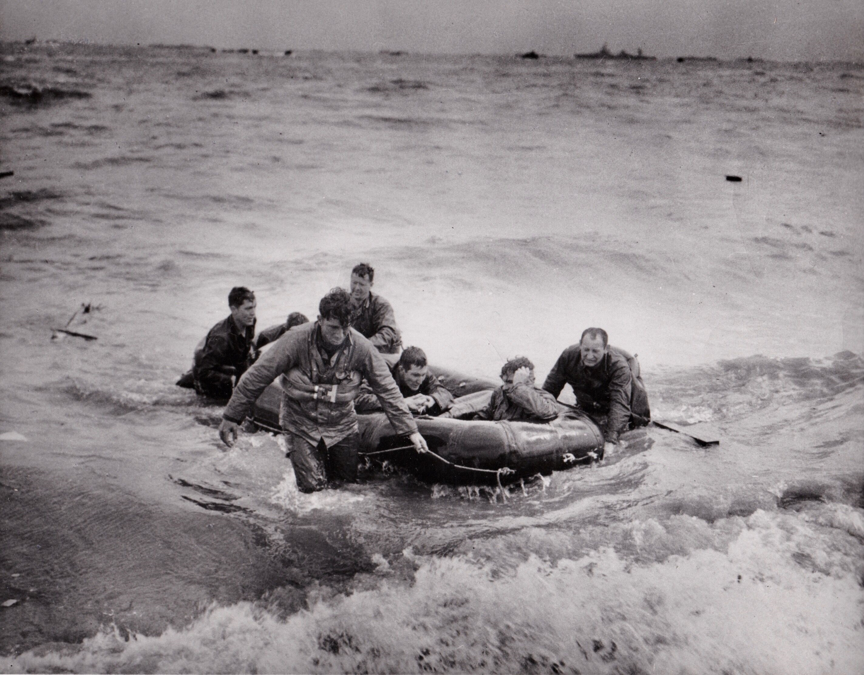 How a Pennsylvania man ended up in an iconic D-Day invasion