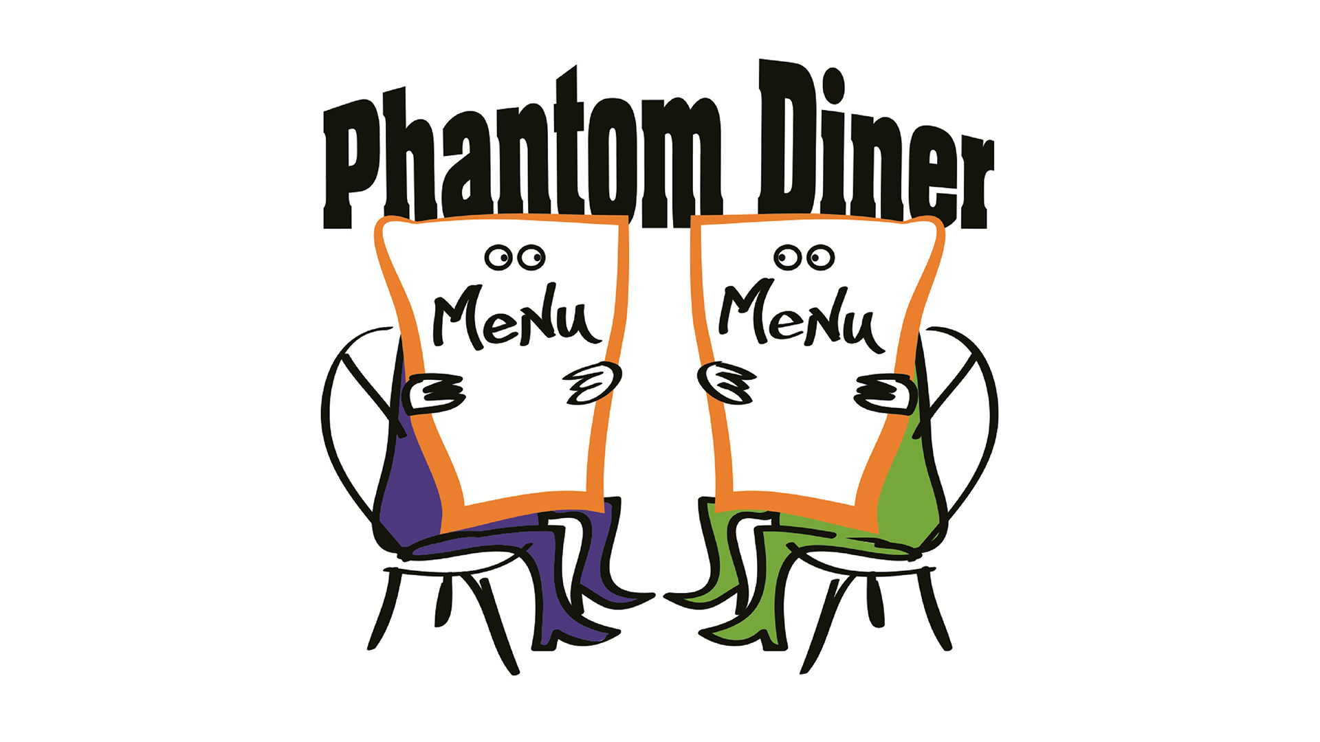 Phantom Diner Logo