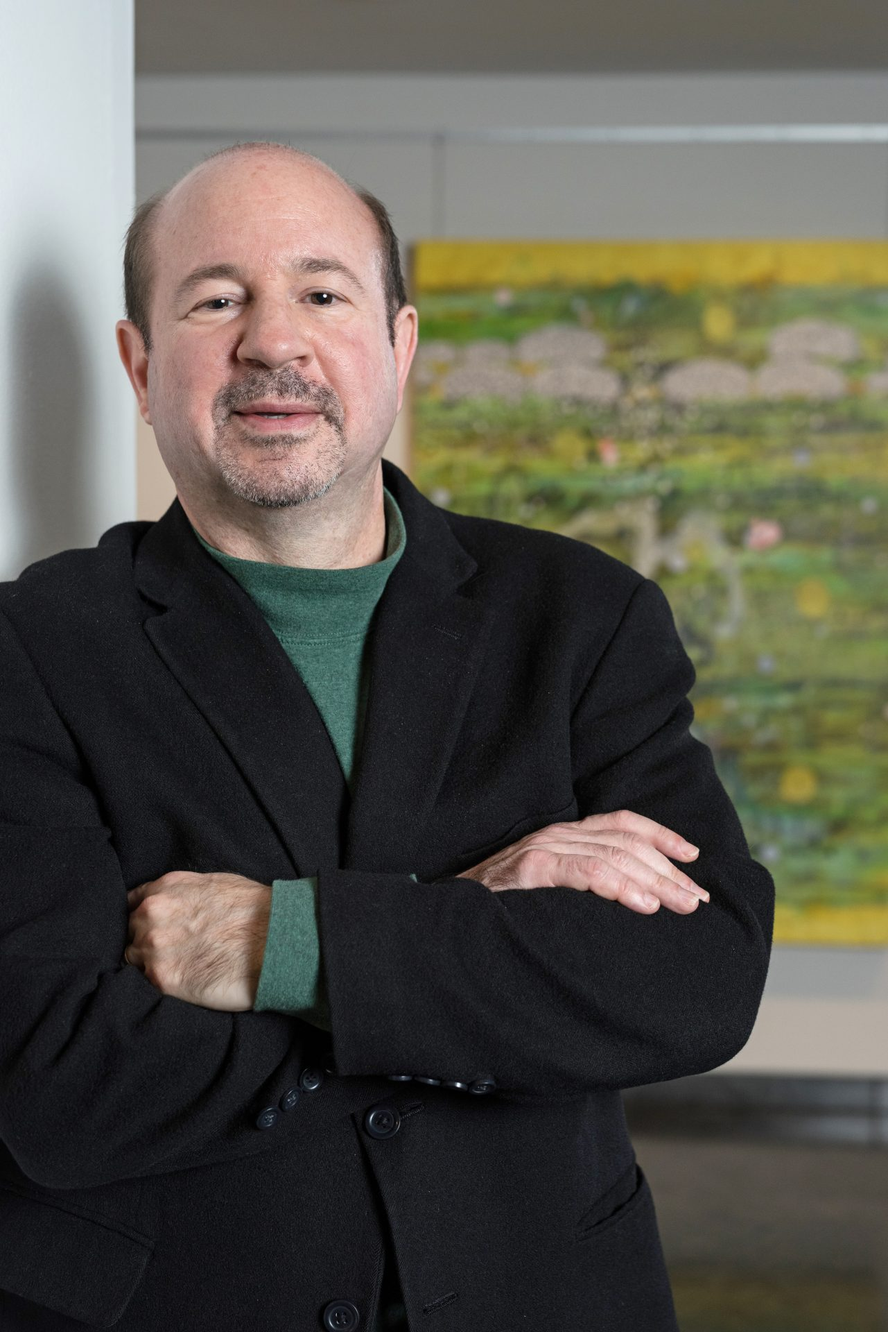 Michael Mann, professor of atmospheric science at Penn State