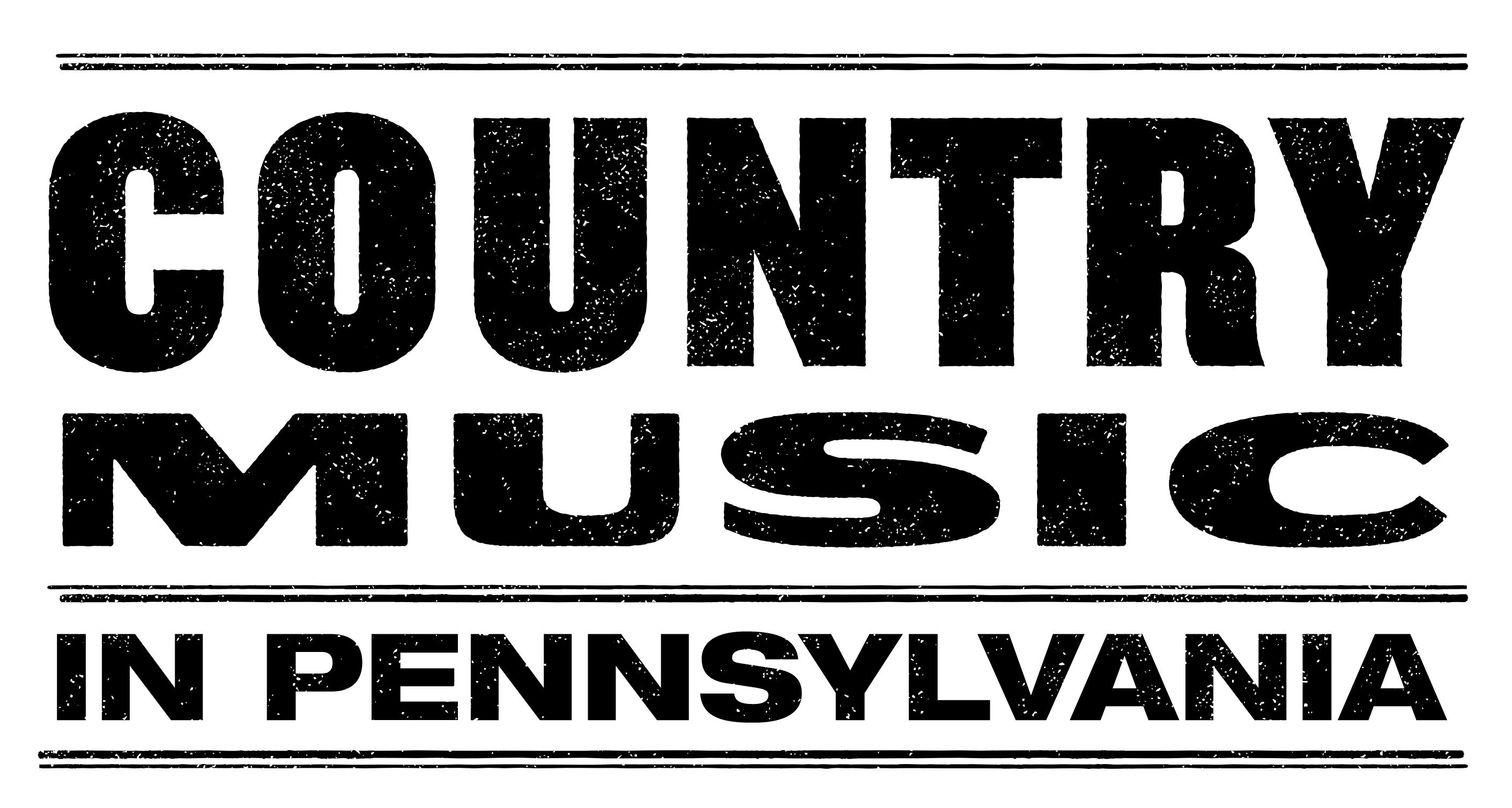 Country Music in PA Logo