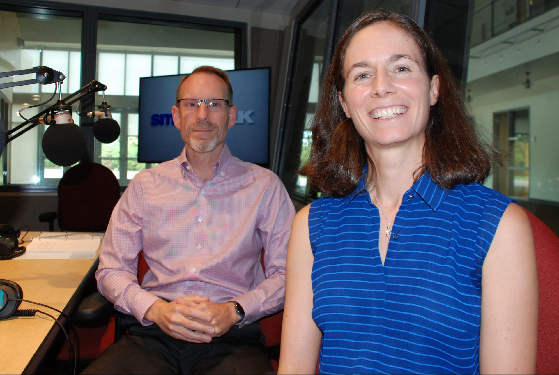 Dr. Brian Meier, Professor of psychology at Gettysburg College, and Dr. Courtney Lappas, professor of biology at Lebanon Valley College, appeared on Smart Talk, September 6, 2019.
