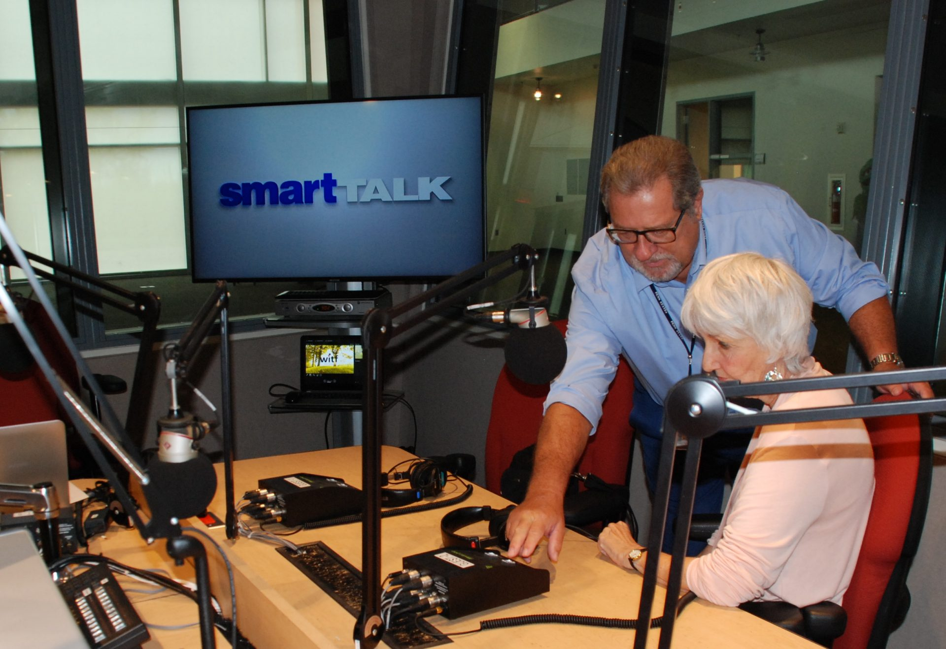 Mother and author Sue Klebold appears on Smart Talk, September 17, 2019.