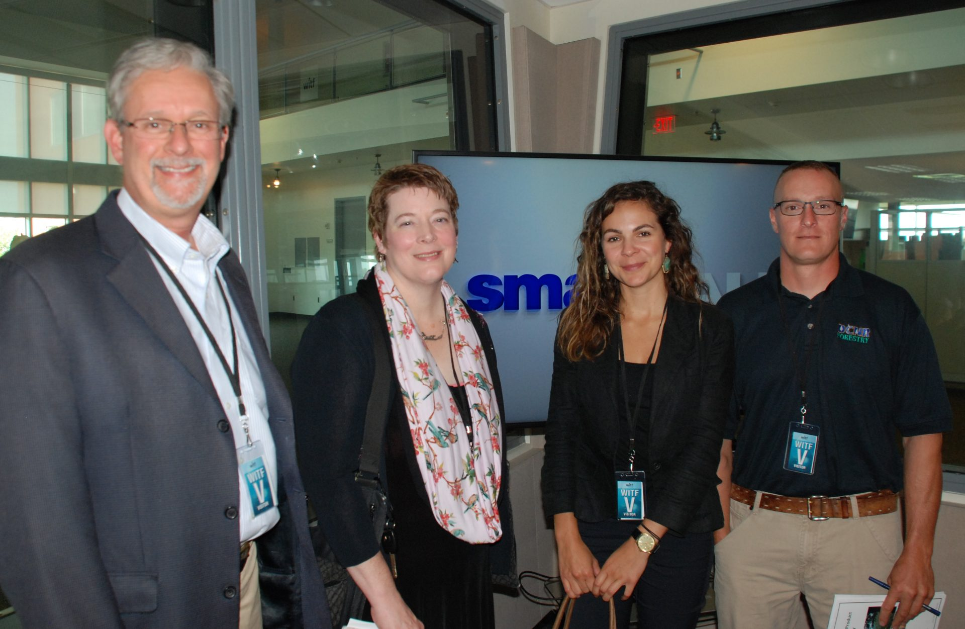 Greg Czarnecki, Rachel Reyna, Shea Zwerver, and Ben Livelsperger appear on Smart Talk, September 4, 2019.