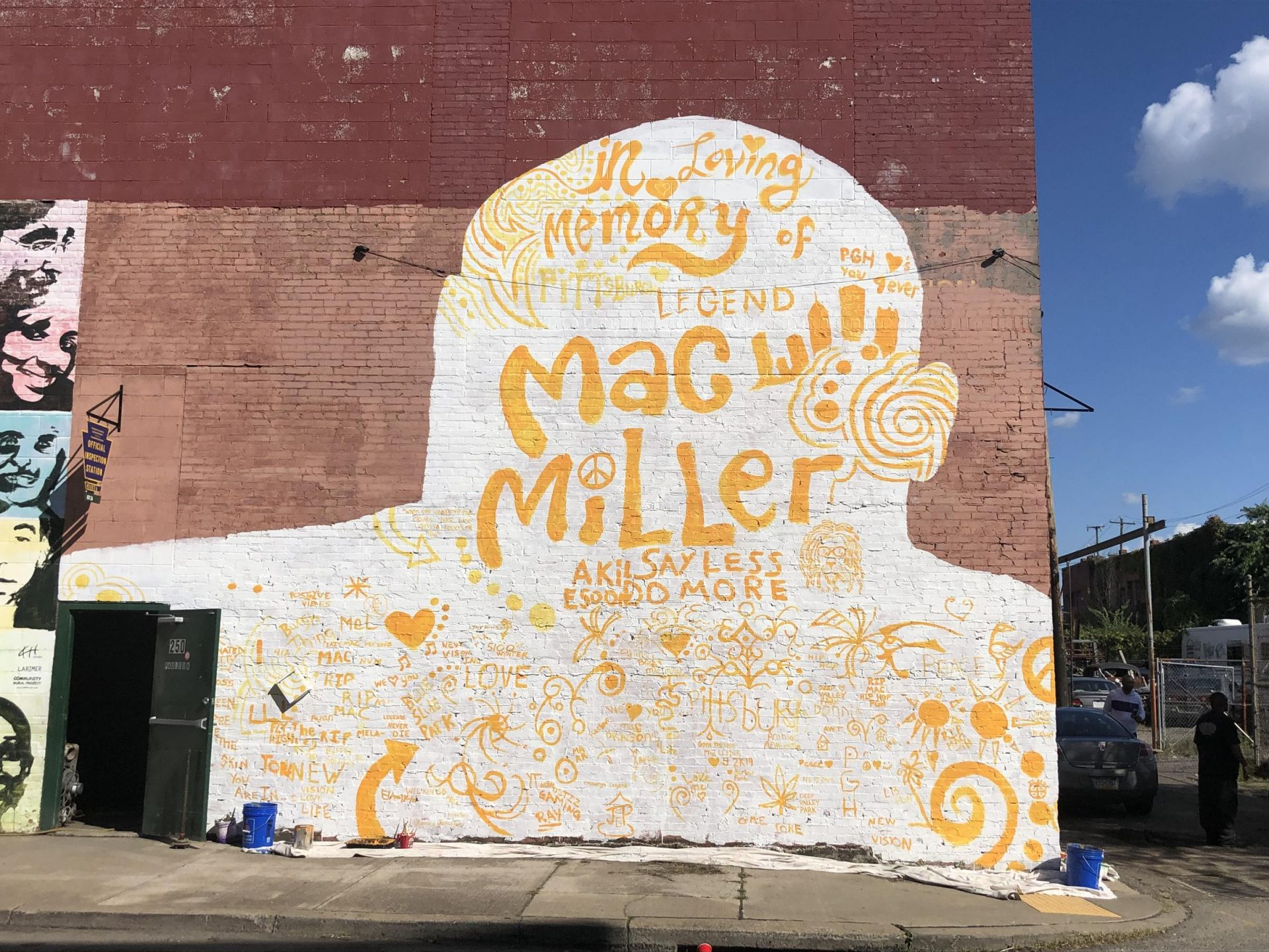 Mac Miller Fund gives Pittsburgh music education nonprofit
