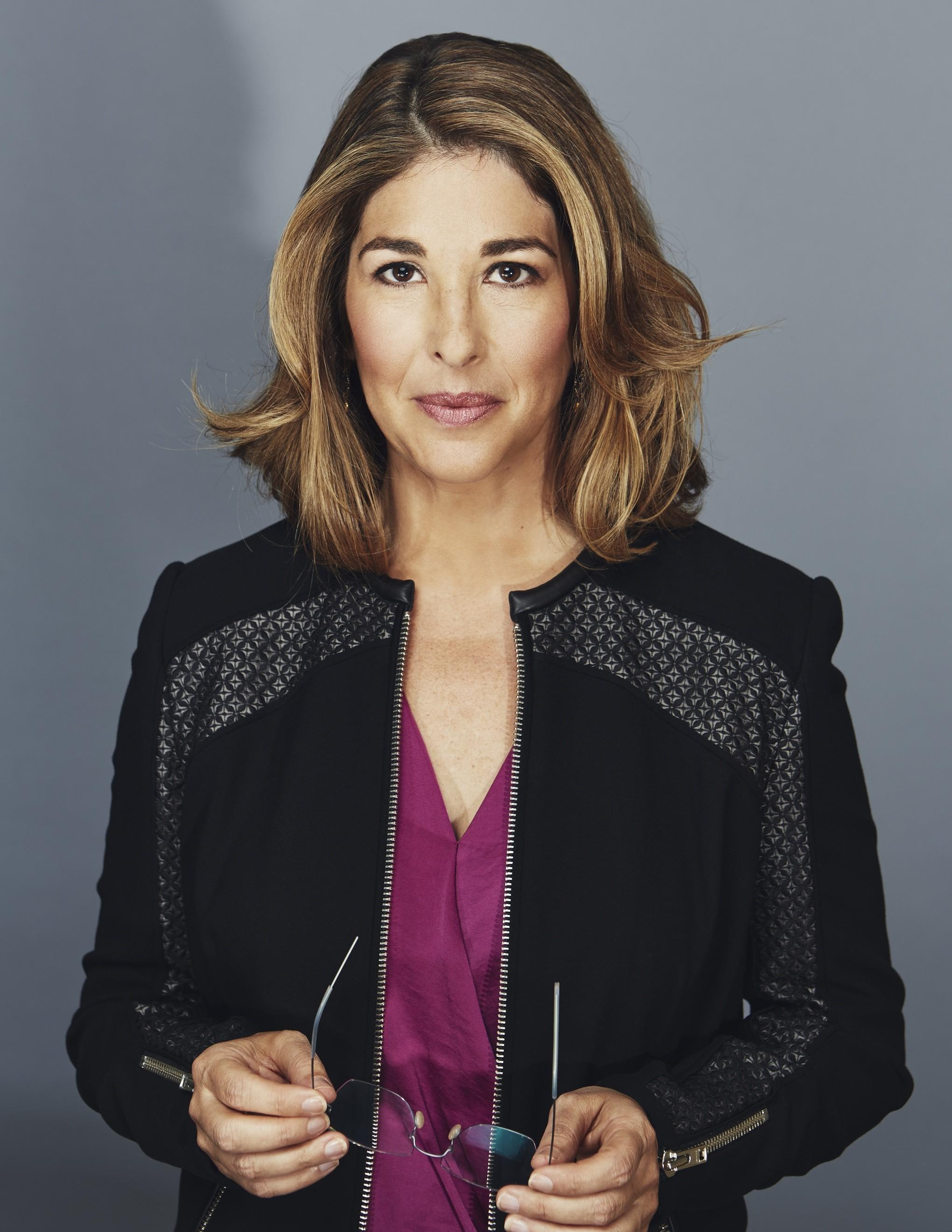 Author Naomi Klein
