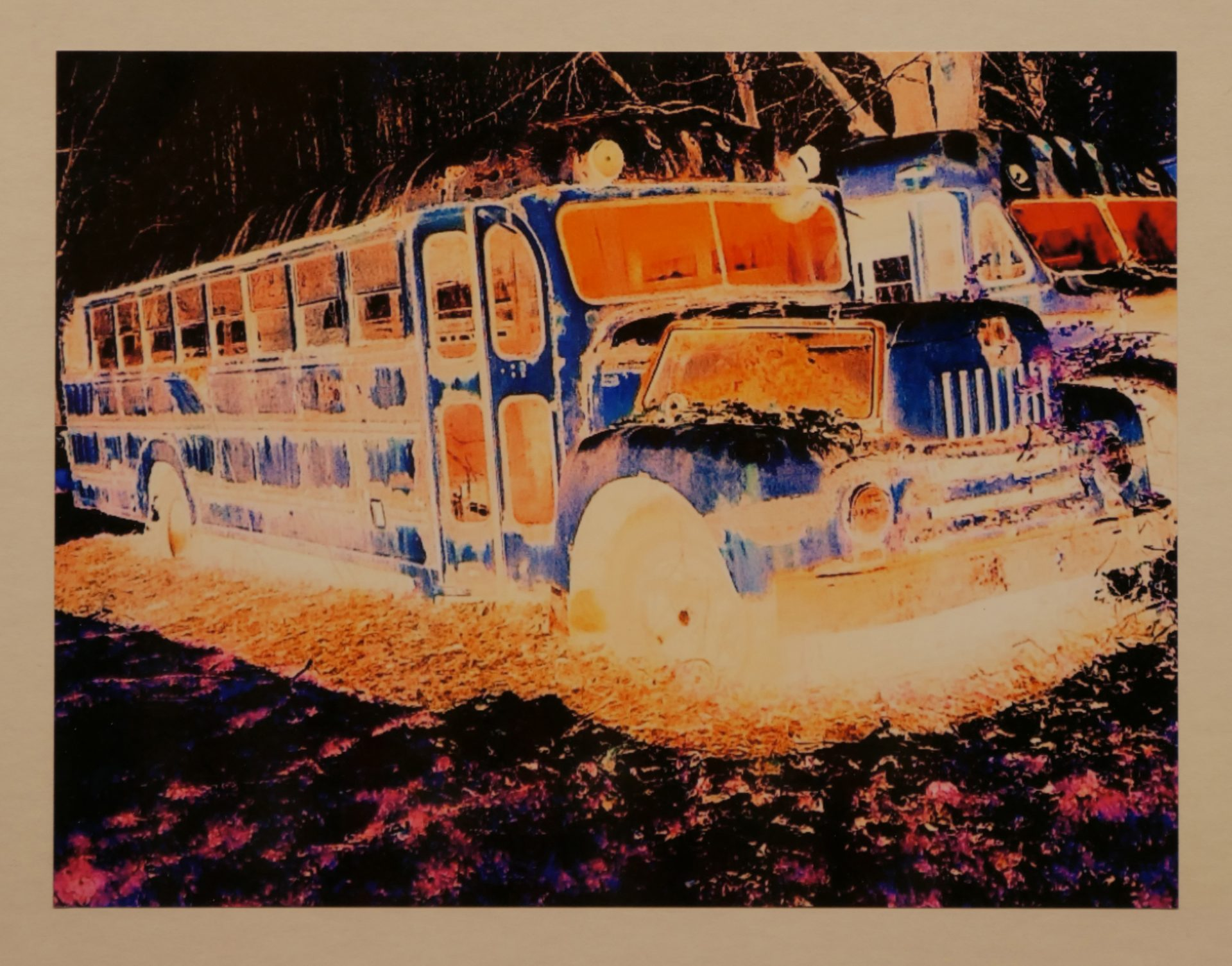 'School's Out' by Harry Spilker (digital photography)