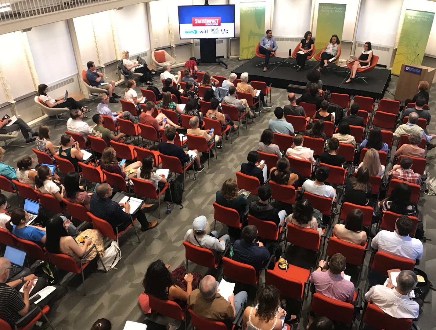 What we learned from StateImpact Pennsylvania's forum in Philadelphia on climate change adaptation, resilience, and social equity | StateImpact Pennsylvania - StateImpact Pennsylvania