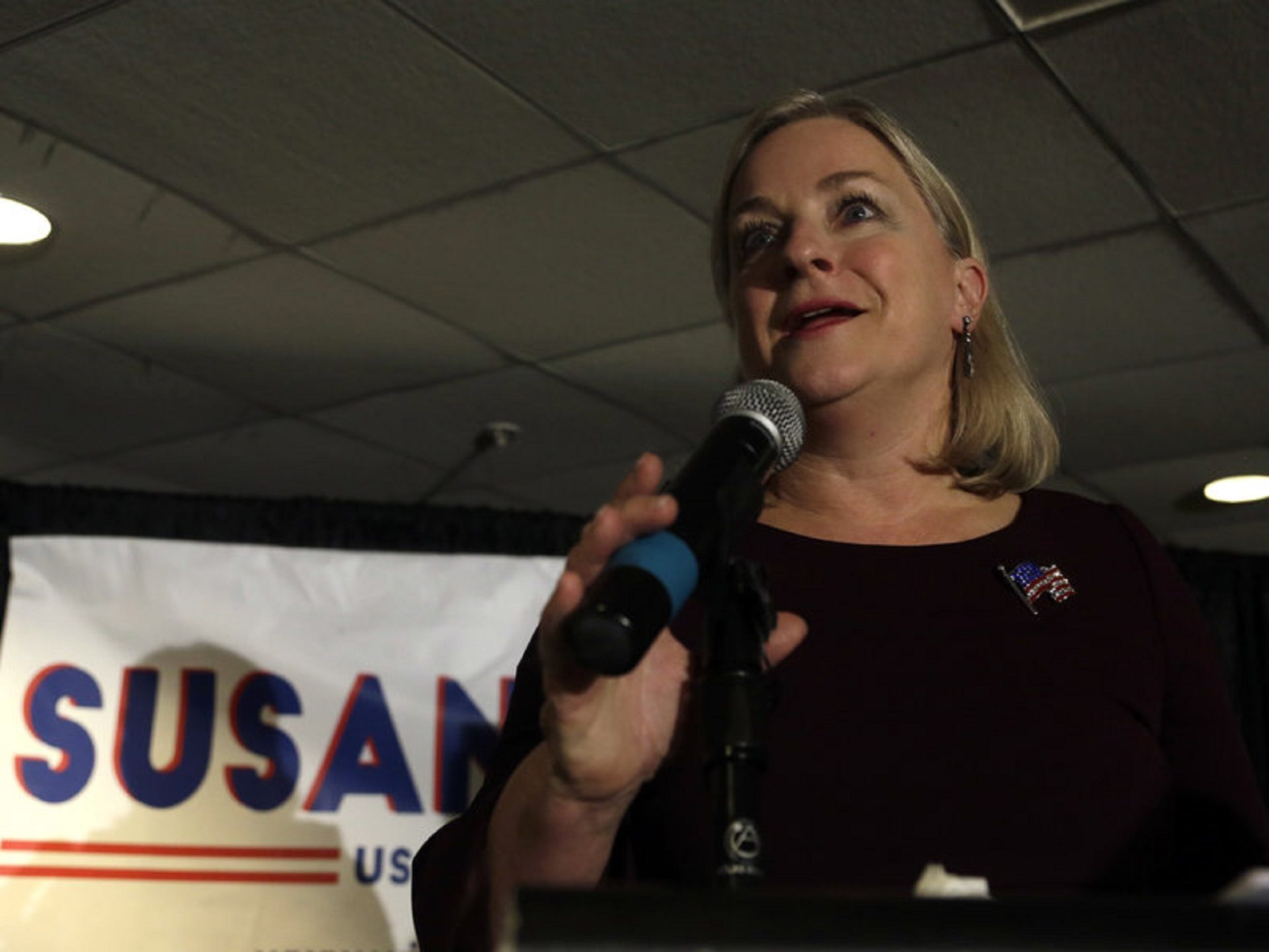 Rep. Susan Wild, D-Pa., won her House seat by a razor-thin margin in 2018. Her support for an impeachment inquiry risks alienating voters in a closely divided swing district.