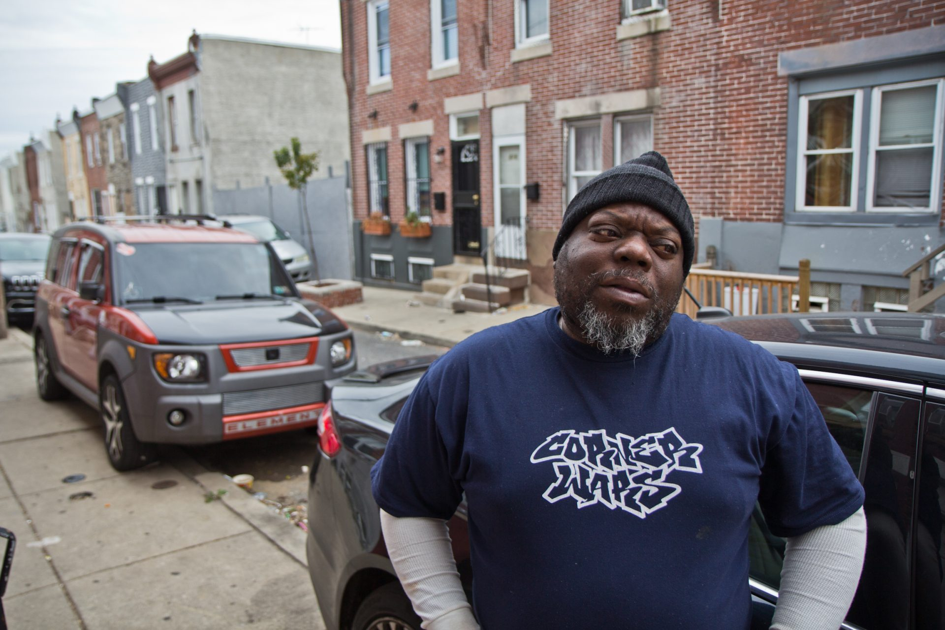 Galen Taylor, a founding member of the Poor People's Economic Rights Campaign, said officials need to more than arrest the criminal, but need to address issue of food, housing, health care and jobs in the city.