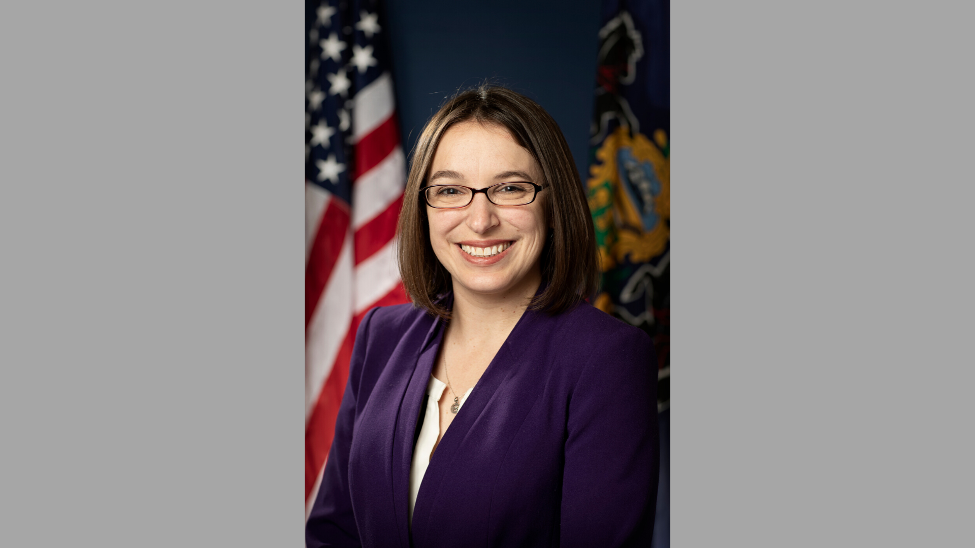 Democratic Senator Lindsey Williams of Allegheny County