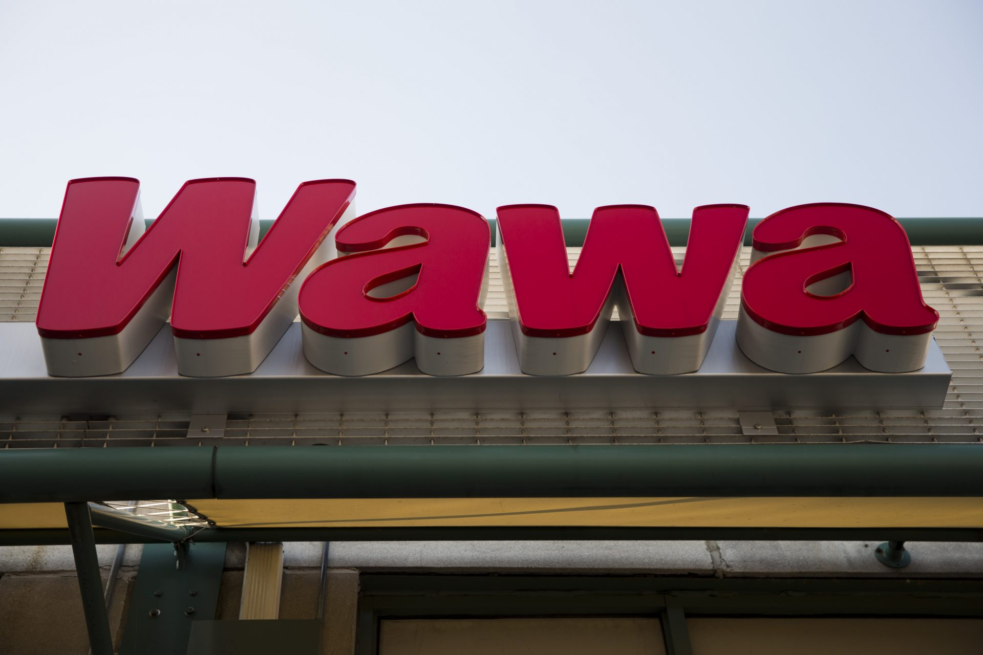 This April 2, 2015 file photo shows a Wawa convenience store in Philadelphia.