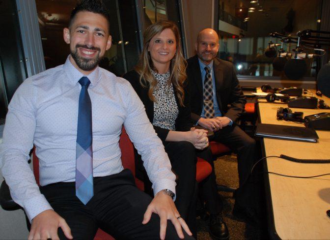 Jonathan Turner, Catherine Azales and Jim Honchar appear on Smart Talk on January 13, 2020.