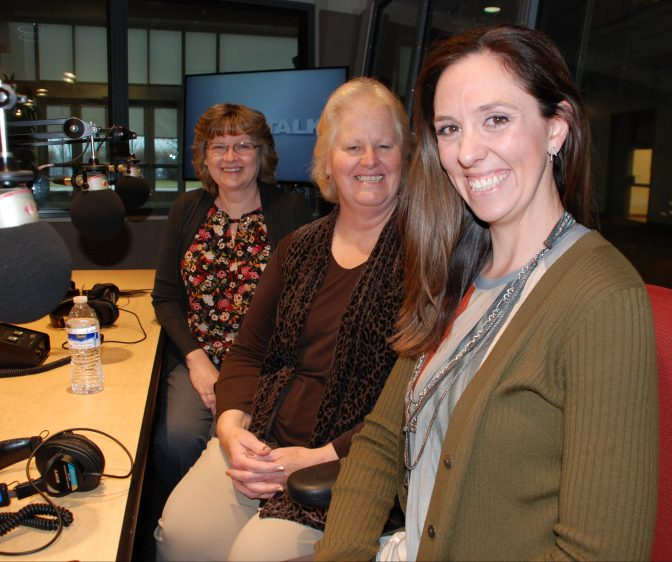 Mary Swindlehurst, Peggy Lovelace and Laura Deitch appear on Smart Talk on January 14, 2020.