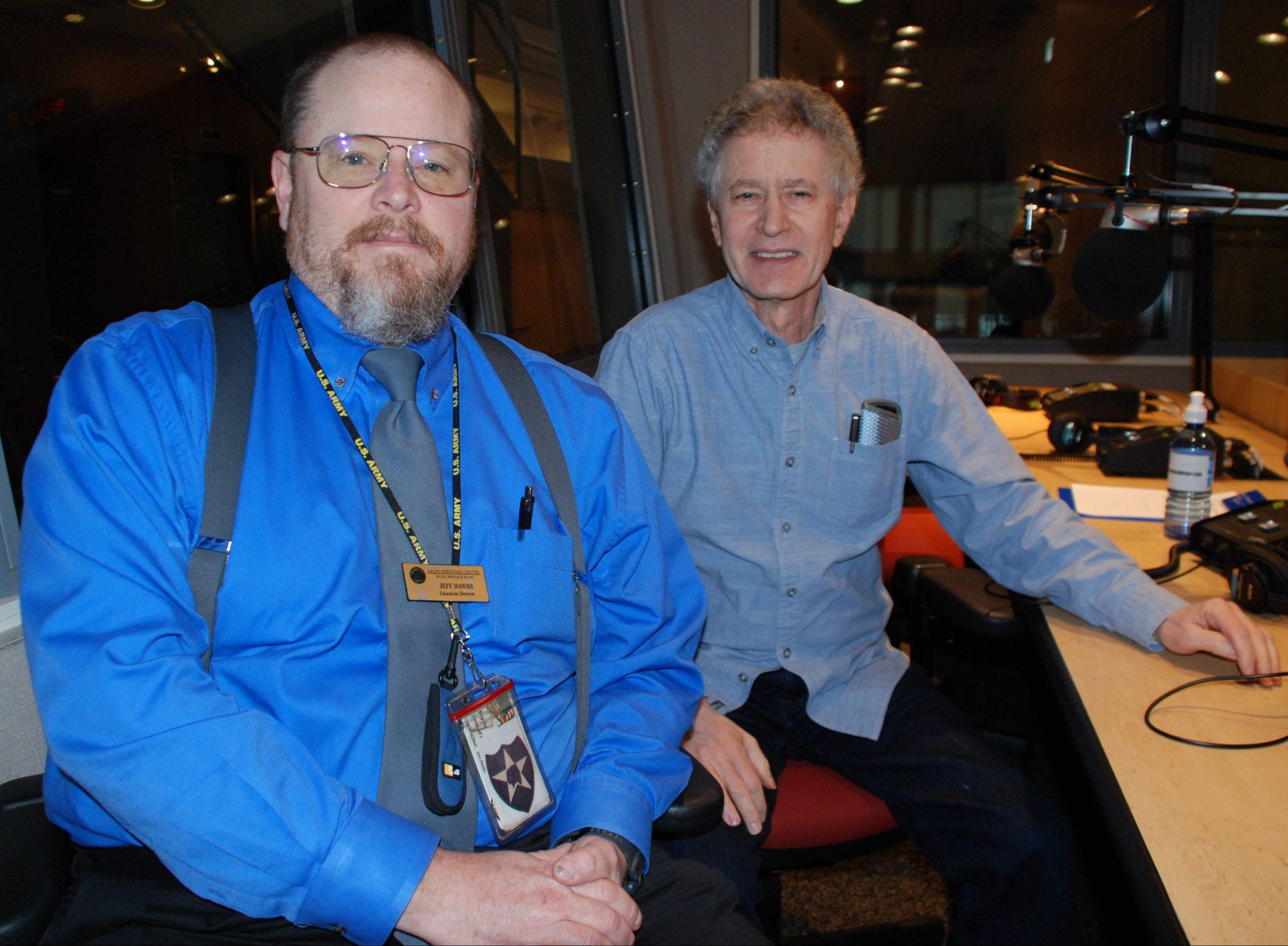 Neil Leifert and Jeff Hawks appear on Smart Talk on January 28, 2020.