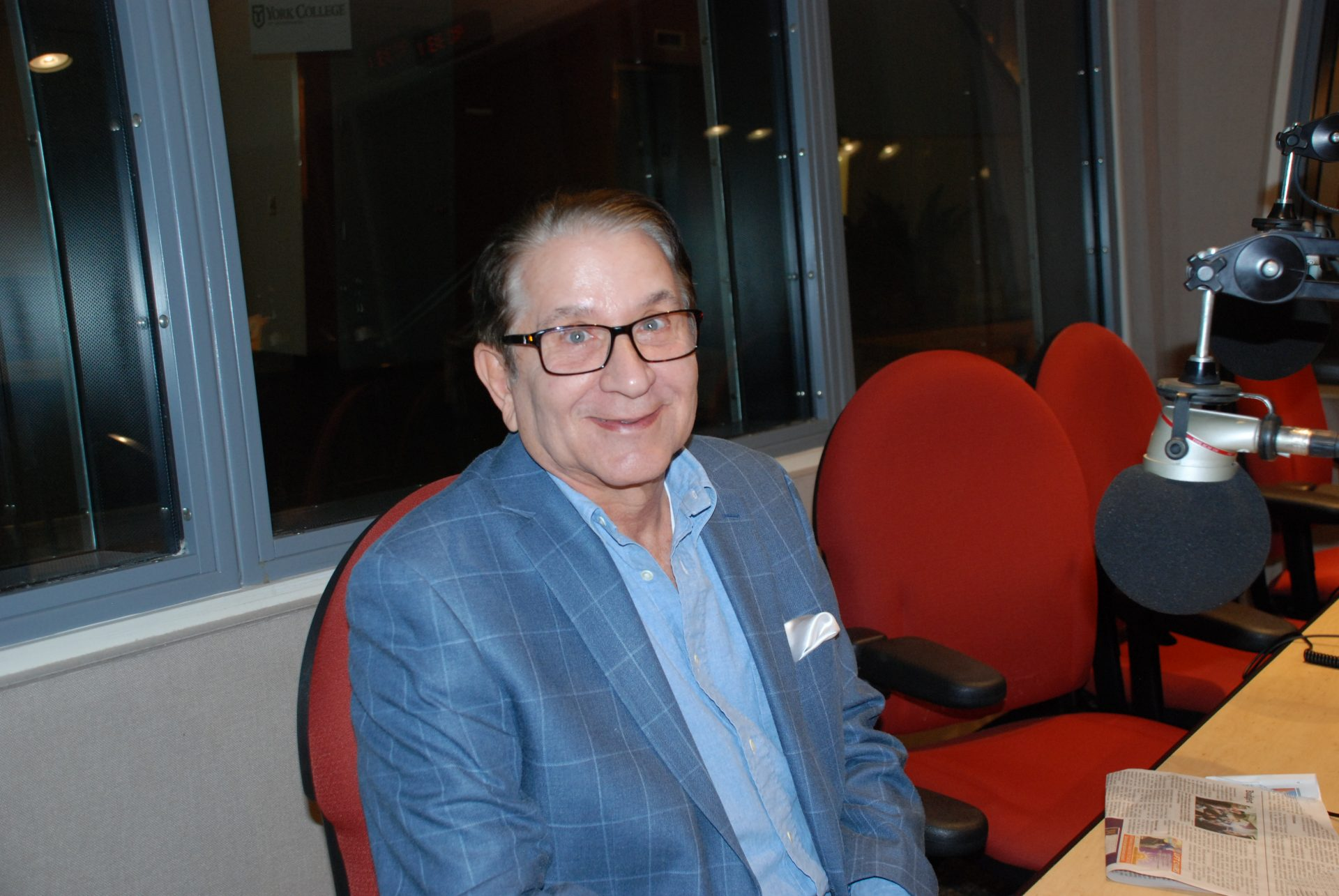 Dr. G. Terry Madonna appeared on Smart Talk on February 5, 2020.